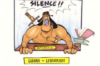 saturday morning cartoons 21 – conan the librarian