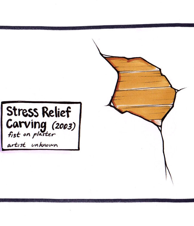 saturday morning cartoons 28 – stress relief