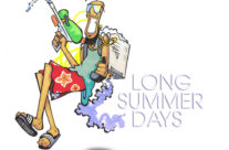 long summer days I